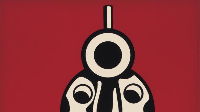 Roy Lichtenstein, Pistol 1964 ©Moma