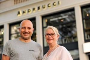 Andreucci à Mulhouse, un restaurant siglé Andrea Bon